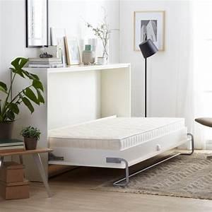 Kleines Gästezimmer Einrichten : schrankbett godia 90 x 200cm ohne matratze wei ideen schlafzimmer in 2019 pinterest ~ Eleganceandgraceweddings.com Haus und Dekorationen