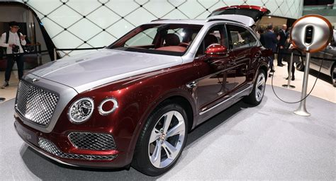 Bentley Tapped Philippe Starck To Design Bentayga Hybrid's