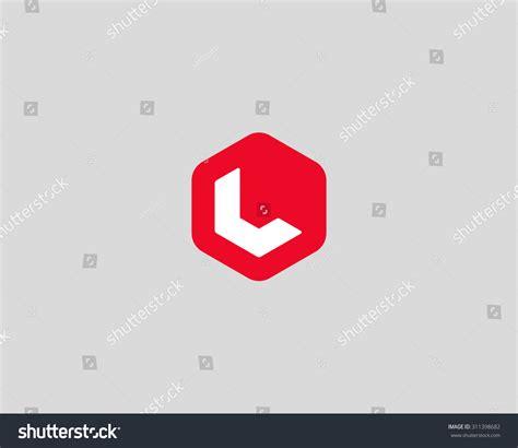creative l design abstract letter l logo design template stock vector 311398682 shutterstock