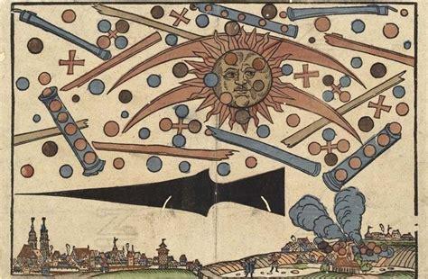 Citplanētieši cauri laikiem: viduslaiku gleznas, kurās ...