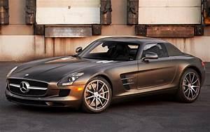 Mercedes Sls Amg : 2012 mercedes benz sls amg first test motor trend ~ Melissatoandfro.com Idées de Décoration