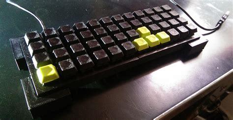 printed mechanical keyboard works   charm