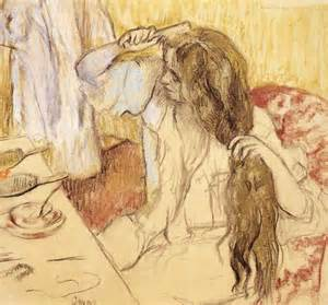 Degas After Bath Picture