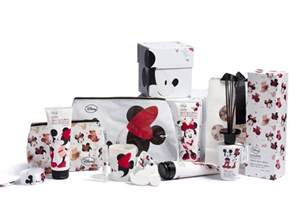 minnie loves mickey bath and body collection for laline