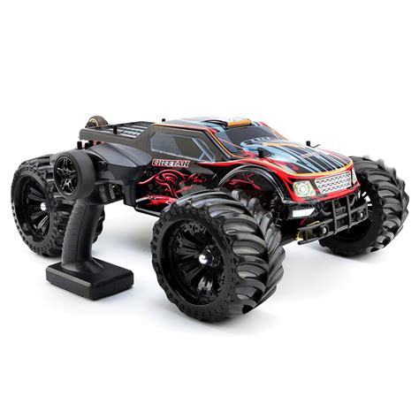 Sire Auto Rc 2 Jlb Rc Cars 2 4g Cheetah 4wd 1 10 80km H High Speed