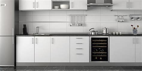 Built In Kitchens : Ideas For Installing A Built-in Wine Cooler In Your Kitchen
