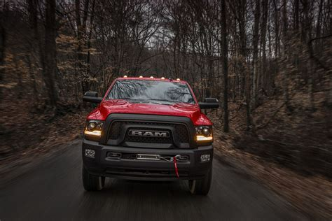 Upgrades For 2017 Dodge Ram Power Wagon