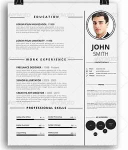 awesome free resume cv templates 56pixelscom With awesome cv