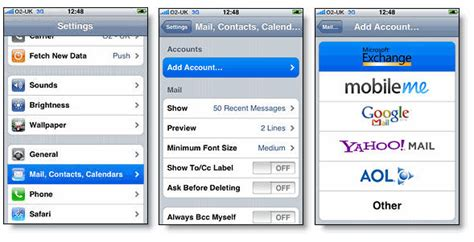gmail push iphone how to set up push gmail on your iphone ipod touch cult