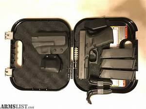 ARMSLIST - For Sale: Glock 19 Gen 4 with Holster