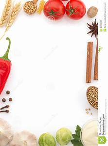 Food Ingredients And Spices Stock Photos - Image: 35448443