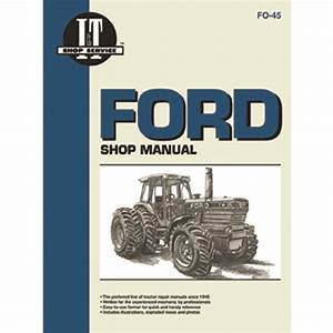 1115-2225  New Holland Service Manual 160 Pages