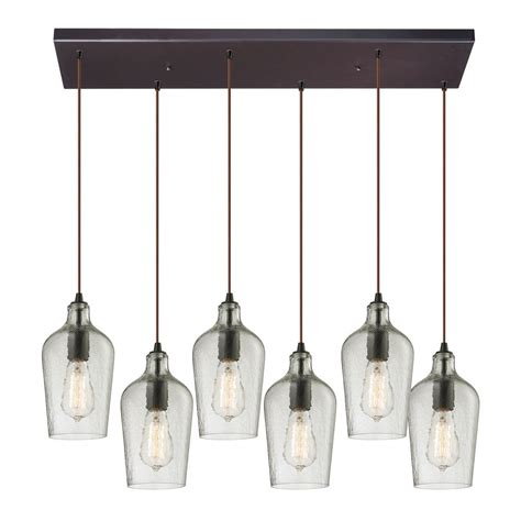 multi pendant light multi light pendant light with clear glass and 6 lights