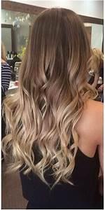 Ombré Hair Blond Foncé : 25 best ideas about sombre hair on pinterest brunette sombre brown sombre hair and dark sombre ~ Nature-et-papiers.com Idées de Décoration