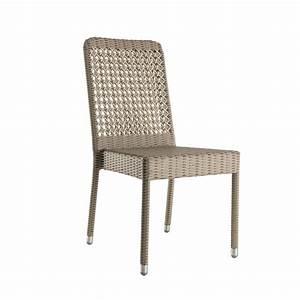 Chaise En Resine : chaise de jardin en r sine antibes sans coussin ~ Teatrodelosmanantiales.com Idées de Décoration