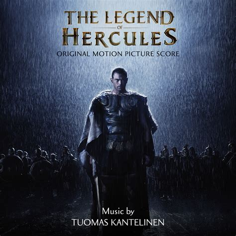 The Legend Of Hercules  Soundtrack Released Kinetophone