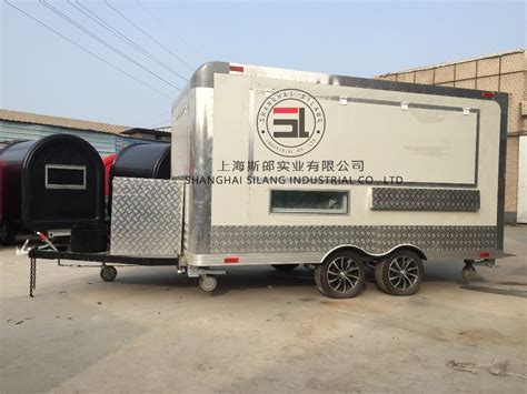 configuration cuisine silang 2016 food truck multi function food trailer sales