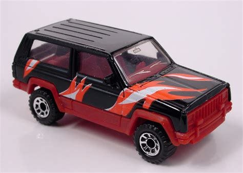 matchbox jeep grand cherokee mb168 jeep cherokee