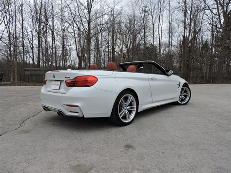 2015 Bmw M4 Cabriolet Review  Autoguidecom News