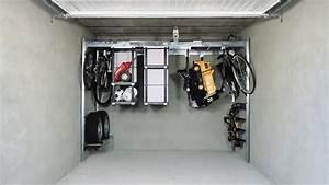 Créer de l espace de rangement en innovant dans le garage