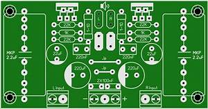 Diy Electronics Projects  Lm1875 Pcb Layout Ver 5