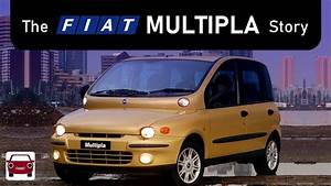 The Fiat Multipla Story
