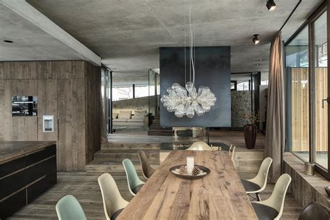 Distressed Wood Dining Table Furniture   Med Art Home Design Posters
