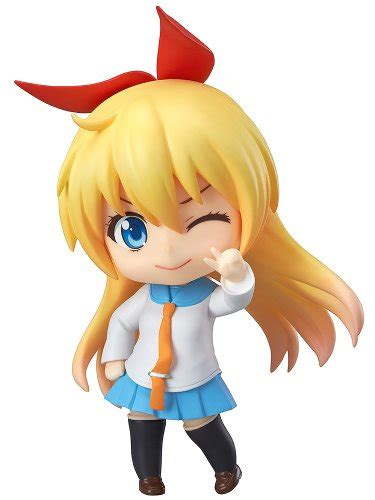 Good Smile Nisekoi Chitoge Kirisaki Nendoroid