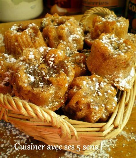 cuisiner des marrons muffins à la crème de marrons cuisiner avec ses 5 sens