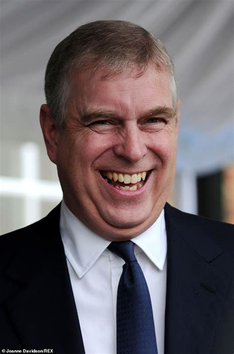 Prince Andrew confused by picture of the Queen on the West ...