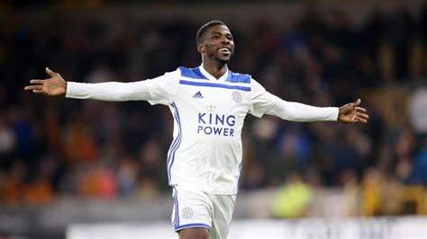 Carabao Cup: Iheanacho Celebrates Leicester Win Vs Wolves ...