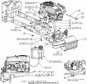 Mtd Cyt4220 13a8a1ks897  2016  Parts Diagram For Engine
