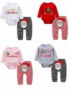 Tenue De Pere Noel : pyjamas v tements noel pour b b et enfants habiller b b pour noel et le reveillon ~ Farleysfitness.com Idées de Décoration