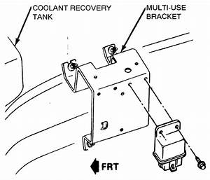 1999 Dodge Dakota Fuel Pump Parts Diagram