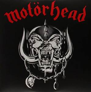 Motorhead SELF TITLED Debut Album 180g GATEFOLD New Sealed ...  Motorhead