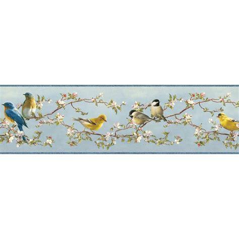 Chesapeake Vandalia Songbird Wallpaper Bordertll48511b