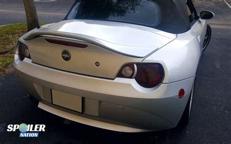 2003-2008 Bmw Z4 Factory Style Rear Trunk Wing Spoiler