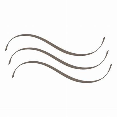 Lineas Lines Wave Decoration Vector Svg Transparent