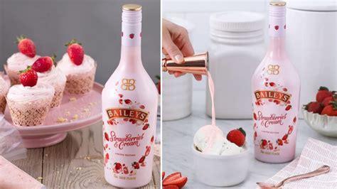 baileys strawberries cream edicion limitada  el