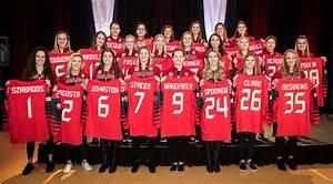 Canada's 2018 Women's Olympic Hockey Team