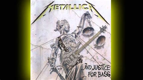For All by Metallica And Justice For All Remastered Album