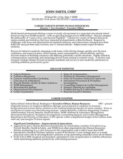 25 best ideas about executive resume template on