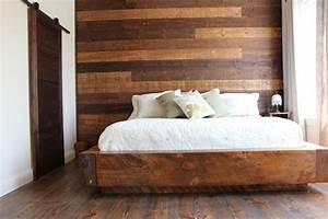 Revetement Bois Mural : mur en bois tunisie exterieur fa ade cosmeticuprise ~ Melissatoandfro.com Idées de Décoration