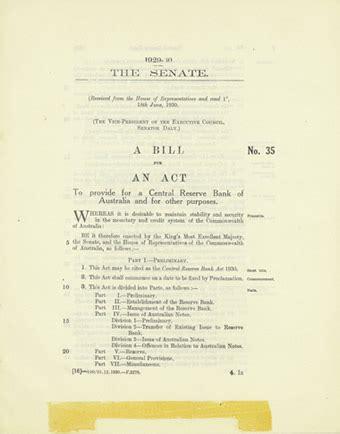 chapter  bills parliament  australia