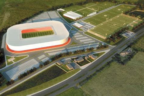 Plans unveiled for new Aberdeen FC stadium