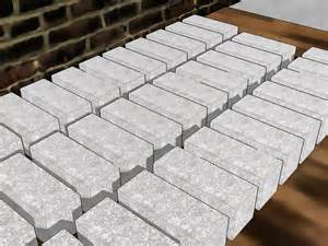 Pouring Concrete Molds Photo