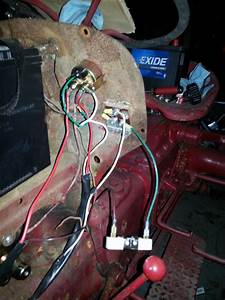 New One For Me  Electrical Question - Ford 9n  2n  8n Forum