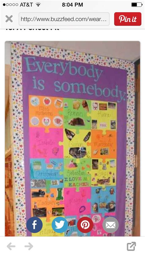 everybody is somebody and we all fit together bulletin 268 | a6bb109a1d9d2a88fc23f9ca77eb1415 perfect fit puzzle pieces