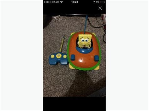 Spongebob Remote Control Car Darlaston, Wolverhampton