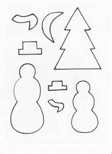 Free Printable Christmas Applique Patterns